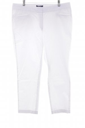 Atelier Gardeur 7/8 Length Trousers white casual look
