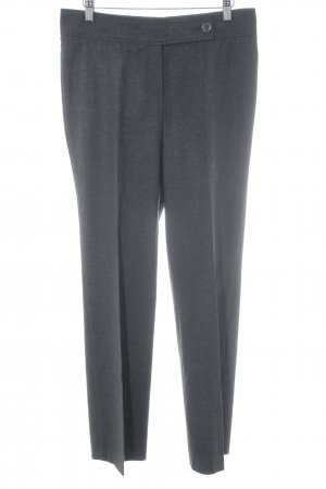 Atelier Gardeur Pleated Trousers dark grey business style