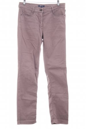 Atelier Gardeur Five-Pocket Trousers mauve casual look