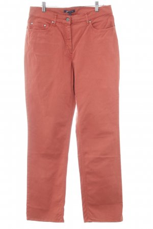 Atelier Gardeur Pantalone cinque tasche ruggine stile casual