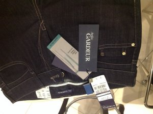 Atelier Gardeur Slim Jeans steel blue