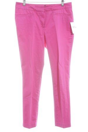 Atelier Gardeur Jegging magenta-roze casual uitstraling