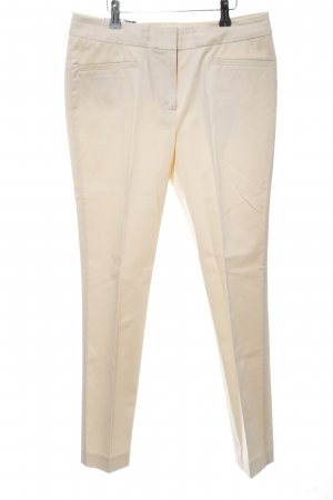 Atelier Gardeur Peg Top Trousers cream business style