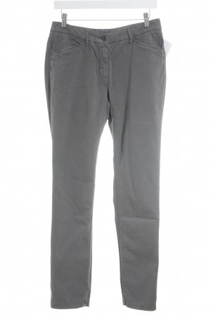 Atelier Gardeur Peg Top Trousers grey casual look