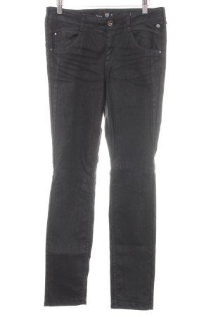 Atelier Gardeur Skinny Jeans schwarz Casual-Look
