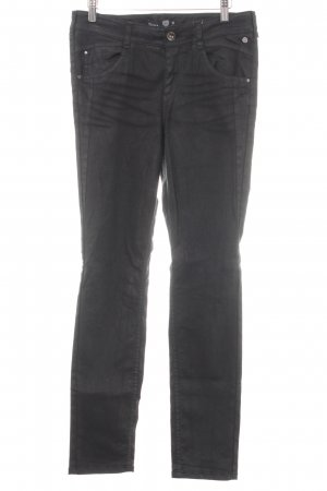 Atelier Gardeur Jeans skinny nero stile casual