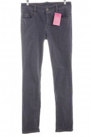 Atelier Gardeur Slim Jeans silver-colored casual look