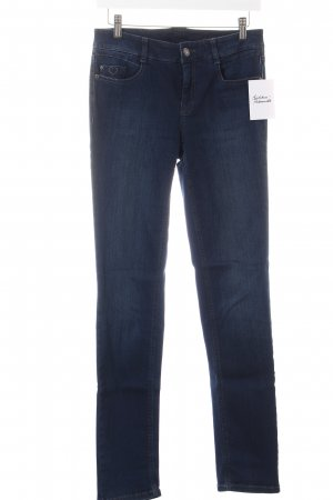 Atelier Gardeur Jeans slim fit blu scuro stile casual