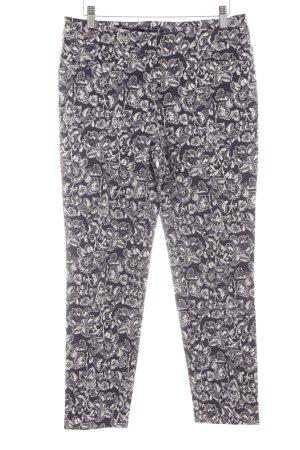 Atelier Gardeur Pantalone jersey motivo floreale elegante