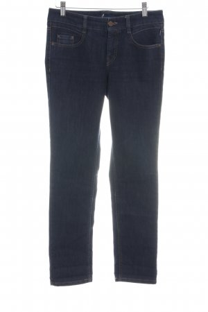 Atelier Gardeur Straight Leg Jeans blue casual look