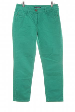 Atelier Gardeur Straight Leg Jeans green casual look