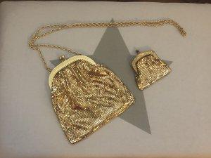 Atelier Mini sac doré