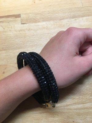 Atelier Swarovski Armband schwarz