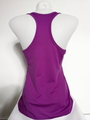 Athletic Training Top in Lila (Gr. M)