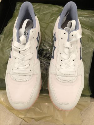 Atlantic Stars Sneakers, Gr. 39, white/pink