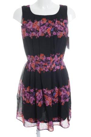 Atmosphere A-Linien Kleid Blumenmuster Elegant