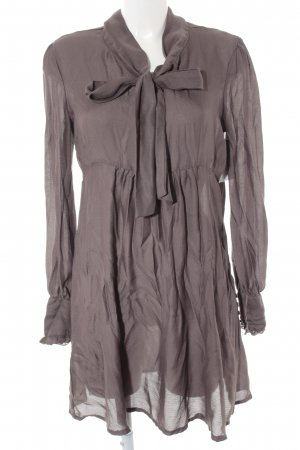 Atmosphere Blouse Dress light brown casual look