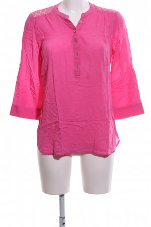 Atmosphere Blouse Top pink casual look