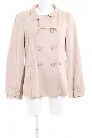 Atmosphere Pea Jacket natural white business style