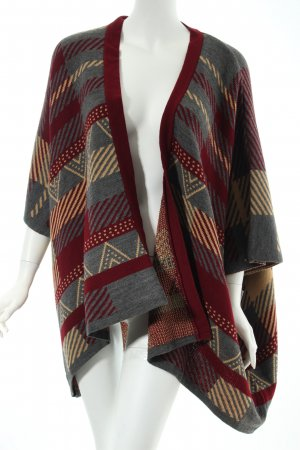 Atmosphere Cardigan Aztekenmuster Boho-Look