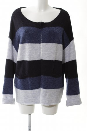 Atmosphere Cardigan motivo a righe stile casual