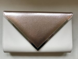 Atmosphere Clutch Creme/Roségold