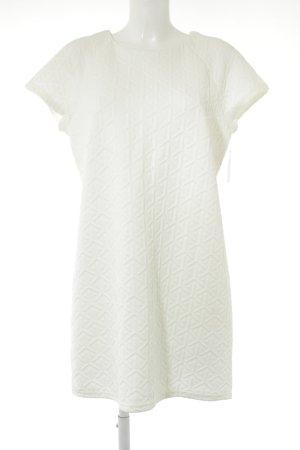 Atmosphere Vestido ceñido de tubo blanco elegante