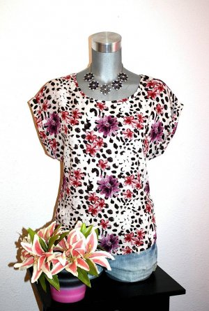 Atmosphere Flower Bluse gr.38/40 Blumen