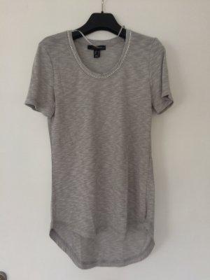 Atmosphere graumeliertes T-Shirt Gr 38 wie neu Vokuhila Blogget