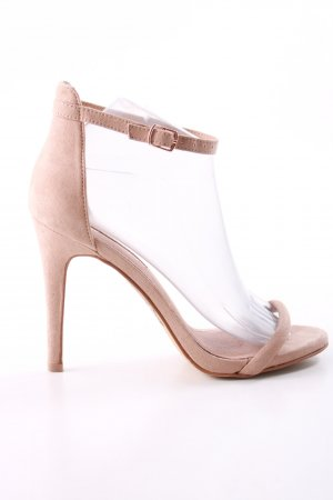 Atmosphere High Heel Sandaletten nude Business-Look