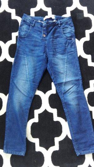 Atmosphere Boyfriend jeans staalblauw-blauw