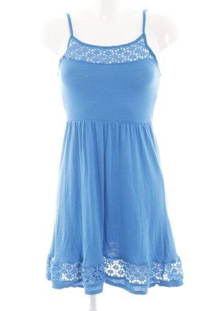 Atmosphere Jerseykleid blau Casual-Look