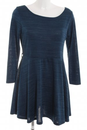 Atmosphere Jersey Dress blue allover print casual look