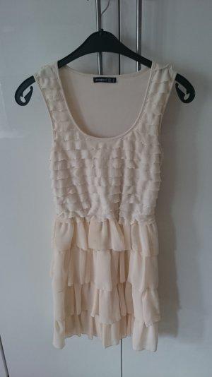 Atmosphere Kleid creme weiß Größe 36 38