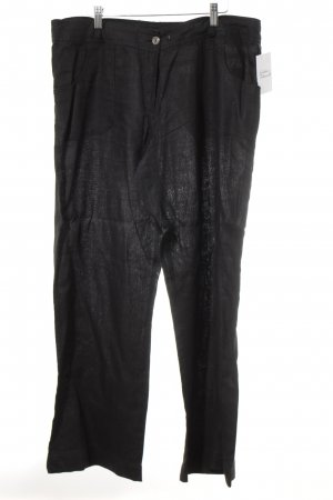 Atmosphere Linen Pants black casual look