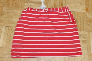 Atmosphere Mini rok wit-rood