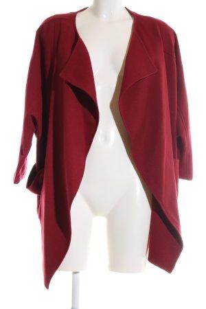 Atmosphere Oversized Jacket red elegant