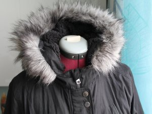 Atmosphere Parka zwart