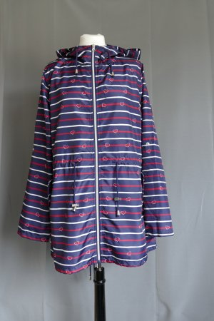 Atmosphere Heavy Raincoat multicolored polyester