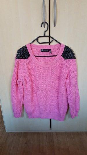 Atmosphere Pink Pullover, Gr.L