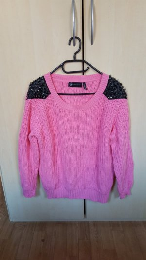 Atmosphere Pink Pullover, Gr.XL