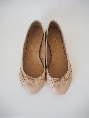 Atmosphere Primark klassische Ballerinas Twist auf Schuhspitze Gr. 38