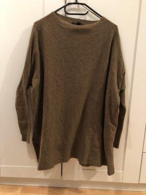 Atmosphere Jersey holgados marrón grisáceo