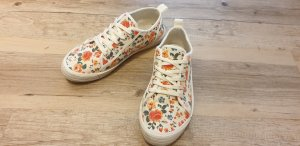 Atmosphere Lace-Up Sneaker natural white-orange