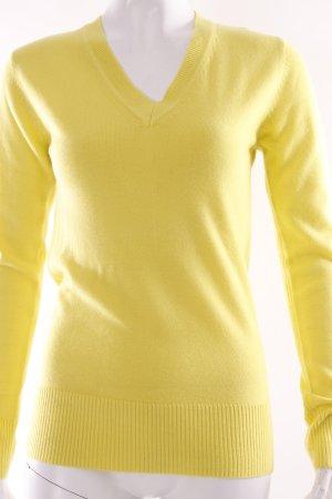 Atmosphere Strickpullover gelb