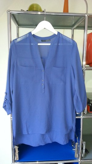 Atmosphere Tunic Blouse steel blue