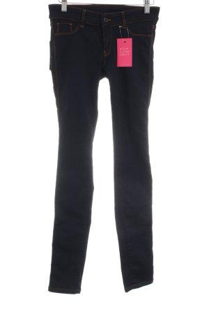 Ato-Berlin Skinny Jeans schwarz Casual-Look