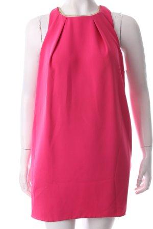 Atos Lombardini Cocktailkleid goldfarben-pink Eleganz-Look