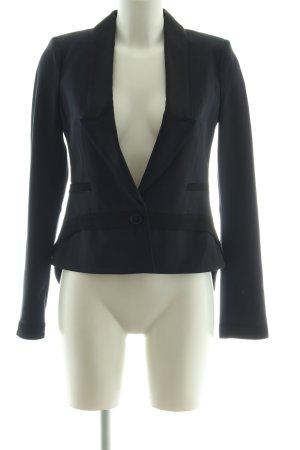 Atos Lombardini Short Blazer black business style