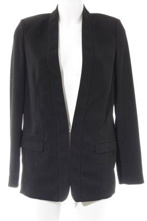 Atos Lombardini Blazer de esmoquin negro estilo «business»